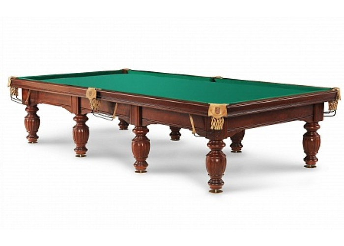 Бильярдный стол Олимп-Люкс 11 футов (пирамида) Super Stone 40мм.
