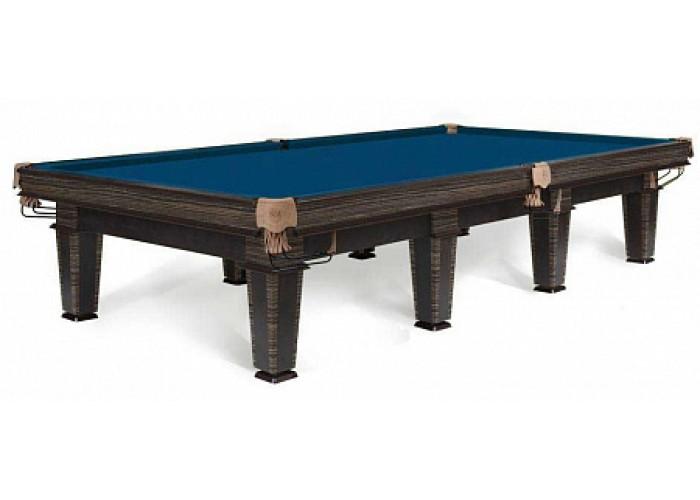 Бильярдный стол Шервуд 11 футов (пирамида) Super Stone 40мм