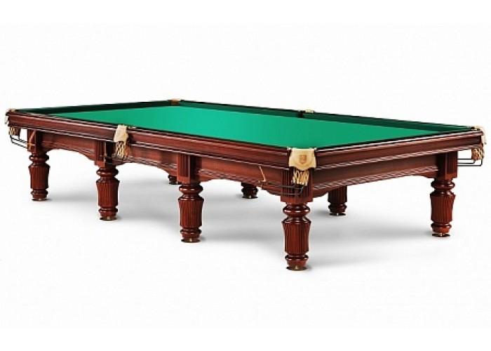 Бильярдный стол Ливерпуль 9 футов (пирамида, пул) SuperStone 40мм