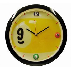 "Часы ""Девятка"" D29см"