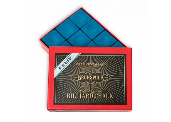 Мел Brunswick (Blue)