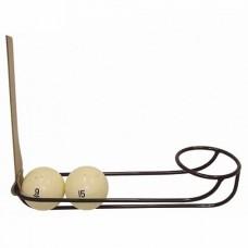 Скат металлический с ремешком (комплект)