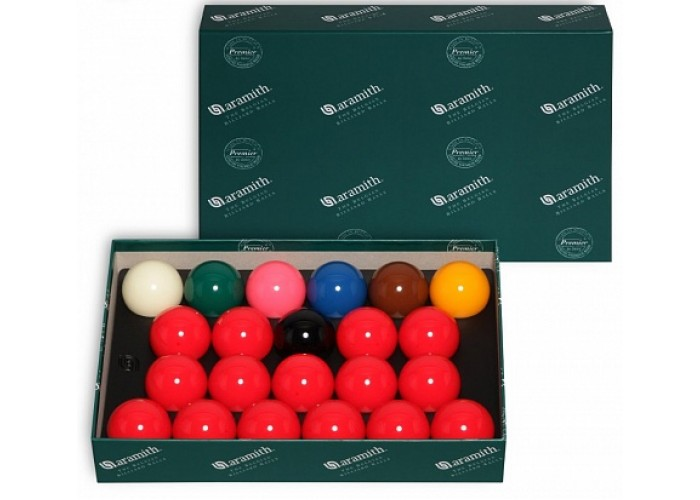Шары Aramith Premier Snooker 70040520