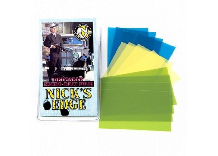 """Комплект микробумаги для полировки кия""""Nicks Edge"""""""