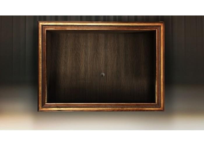 Модуль для TV квадратный. Багет Фоджи