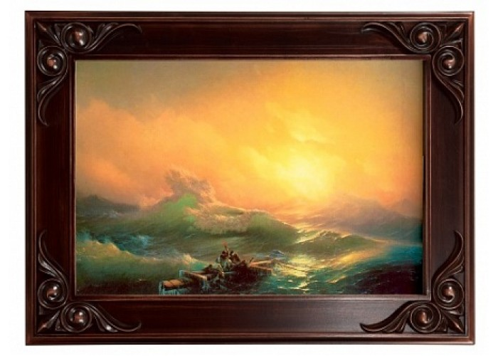 Рама под картину «Император Голд»