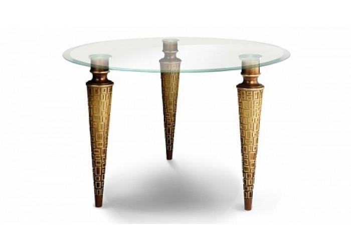Стол со стеклянной столешницей «Модена»