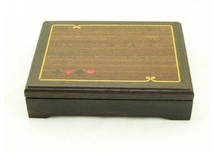 Шкатулка для 2х колод карт