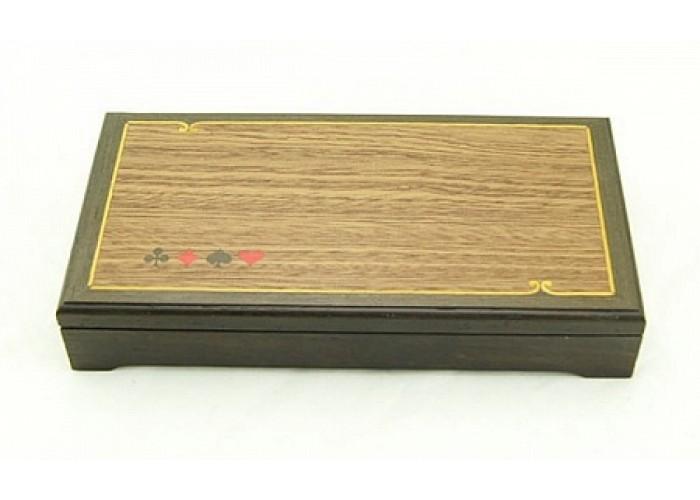 Шкатулка для 3х колод карт