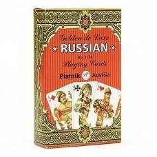 Карты Золотая Россия (55 карт)