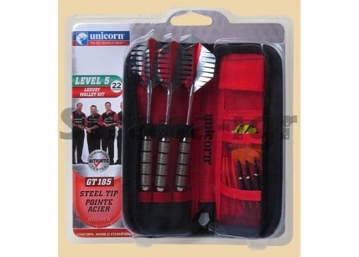 Дротики GT-185 steel tip