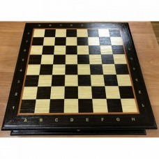 Шахматный Ларец Без Фигур Венге 40 мм
