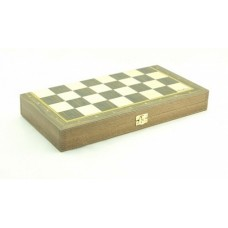 Шахматный ларец складной Бук, 50мм