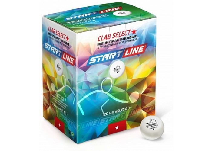 CLUB SELECT 1*, 120 мячей