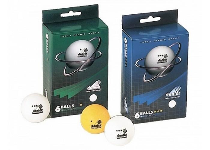 Мячи теннисные Donier 3* 6 шт.