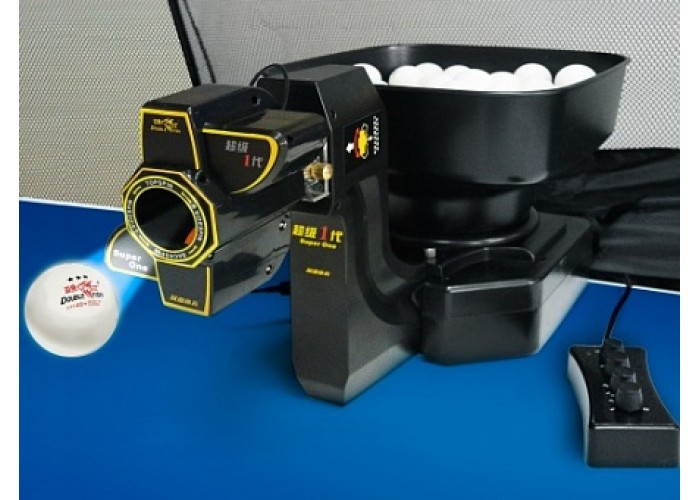 Тренажер для настольного тенниса DOUBLE FISH «ТТ-01»